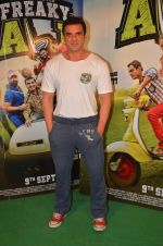 Sohail Khan snapped as he promote Freaky Ali on 20th Aug 2016 (118)_57baae2ca09e6.JPG