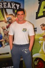 Sohail Khan snapped as he promote Freaky Ali on 20th Aug 2016 (116)_57baae2a385c4.JPG