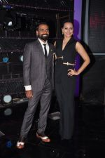 Sonakshi Sinha on the sets of Dance plus 2 on 21st Aug 2016 (5)_57bacaed6739c.JPG