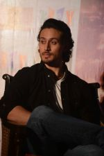 Tiger Shroff at the The Flying Jatt Press Conference in Delhi on 18th Aug 2016 (87)_57ba987ee2eae.jpg