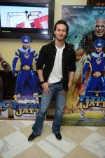 Tiger Shroff at the The Flying Jatt Press Conference in Delhi on 18th Aug 2016 (91)_57ba9883e5f52.jpg