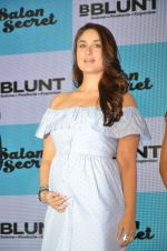 Kareena kapoor launch bblunt Salon Secret on 21st Aug 2016 (7)_57bbbc292c026.JPG