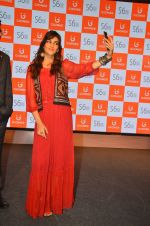 Kriti Sanon launches new mobile Gionee on 22nd Aug 2016 (25)_57bc0e910e1e1.JPG