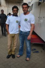 Sohail Khan, Nawazuddin Siddiqui snapped on 22nd Aug 2016 (26)_57bc1020304b4.JPG