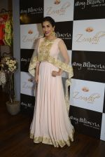 Sophie Choudry at Amy Billimoria and Zevadhi Jewels launch on 22nd Aug 2016