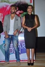 Karan Kundra and Ruhi Singh at Do Char Din film launch in Mumbai on 23rd Aug 2016