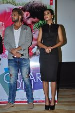 Karan Kundra and Ruhi Singh at Do Char Din film launch in Mumbai on 23rd Aug 2016(98)_57bd4685cc737.JPG