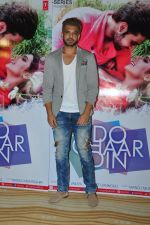 Karan Kundra at Do Char Din film launch in Mumbai on 23rd Aug 2016(113)_57bd4693b5062.JPG