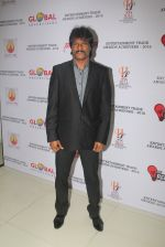 Dhanraj Pillai at Entertainment Trade Awards on 23rd Aug 2016