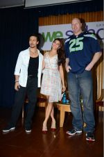 Jacqueline Fernandez, Tiger Shroff, Nathan Jones at The Flying Jatt promotions on 23rd Aug 2016 (305)_57bd52ee67805.JPG