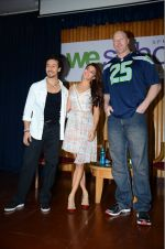 Jacqueline Fernandez, Tiger Shroff, Nathan Jones at The Flying Jatt promotions on 23rd Aug 2016 (304)_57bd53d026500.JPG