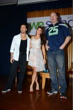 Jacqueline Fernandez, Tiger Shroff, Nathan Jones at The Flying Jatt promotions on 23rd Aug 2016 (306)_57bd53d207183.JPG