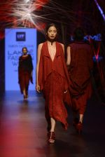 Model walk the ramp for Tarun Tahiliani Show at Lakme Fashion Week 2016 on 23rd Aug 2016 (26)_57bd3acf88be3.JPG