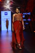 Model walk the ramp for Tarun Tahiliani Show at Lakme Fashion Week 2016 on 23rd Aug 2016 (162)_57bd3c3d7b64b.JPG