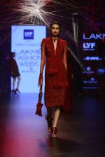Model walk the ramp for Tarun Tahiliani Show at Lakme Fashion Week 2016 on 23rd Aug 2016 (73)_57bd3b3f4eb9c.JPG