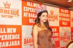 Priyadarshini at Barbeque Nation Opening on 23rd Aug 2016 (56)_57bd6cefb4e3e.JPG