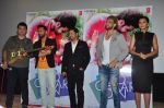 Rahul Vaidya, Karan Kundra and Ruhi Singh at Do Char Din film launch in Mumbai on 23rd Aug 2016
