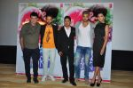 Rahul Vaidya, Karan Kundra and Ruhi Singh at Do Char Din film launch in Mumbai on 23rd Aug 2016(107)_57bd47249a14e.JPG