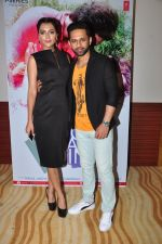 Rahul Vaidya, Ruhi Singh at Do Char Din film launch in Mumbai on 23rd Aug 2016