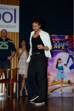 Tiger Shroff at The Flying Jatt promotions on 23rd Aug 2016 (144)_57bd541e00d4d.JPG