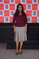 Zoya Akhtar at the launch of English movie channel Sony Le PLEX HD in Mumbai on 23rd Aug 2016 (38)_57bd48d2424a8.JPG