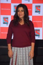 Zoya Akhtar at the launch of English movie channel Sony Le PLEX HD in Mumbai on 23rd Aug 2016 (47)_57bd48e532e50.JPG