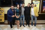 Ashrud Jain, Deepak Kadra, Shailendra Singh, Subha Rajput, Sunny Kaushal at Sunshine music travel press meet on 24th Aug 2016 (7)_57beba347d7bc.jpg