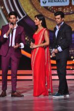 Katrina Kaif and Sidharth Malhotra promote Bar Bar Dekho on the sets of jhalak dikhhla jaa 9 on 24th Aug 2016 (203)_57bec2e4f2870.JPG