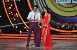 Katrina Kaif and Sidharth Malhotra promote Bar Bar Dekho on the sets of jhalak dikhhla jaa 9 on 24th Aug 2016 (211)_57bec2ec6061a.JPG