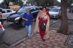 Pankaj Kapur and Supriya Pathak visit Shahid and Mira on 24th Aug 2016 (4)_57bebb6ae489a.JPG