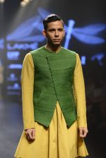 at Gen Next Show at Lakme Fashion Week 2016 on 24th Aug 2016 (398)_57bebe3d3a53b.JPG