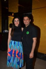 Divya Kumar, Bhushan Kumar at The Flying Jatt premiere on 24th Aug 2016 (55)_57bfefca9db02.JPG