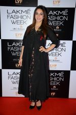 Nauheed Cyrusi at Lakme Fashion Week 2016 Day 2 on 25th Aug 2016 (83)_57c00ad5419ac.JPG
