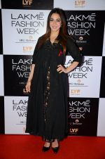 Nauheed Cyrusi at Lakme Fashion Week 2016 Day 2 on 25th Aug 2016 (84)_57c00ad7a236c.JPG