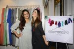 Nauheed Cyrusi snapped at designer Urvee Adhikari stall at Lakme fashion week on 25th Aug 2016 (21)_57bff4de529be.JPG