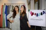 Nauheed Cyrusi snapped at designer Urvee Adhikari stall at Lakme fashion week on 25th Aug 2016 (22)_57bff4e29ad47.JPG