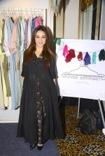 Nauheed Cyrusi snapped at designer Urvee Adhikari stall at Lakme fashion week on 25th Aug 2016 (47)_57bff55d358f2.JPG