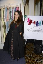 Nauheed Cyrusi snapped at designer Urvee Adhikari stall at Lakme fashion week on 25th Aug 2016 (49)_57bff563619ec.JPG