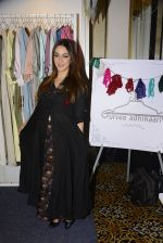 Nauheed Cyrusi snapped at designer Urvee Adhikari stall at Lakme fashion week on 25th Aug 2016 (50)_57bff566bc653.JPG