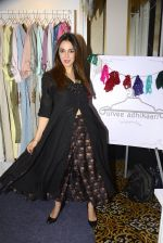 Nauheed Cyrusi snapped at designer Urvee Adhikari stall at Lakme fashion week on 25th Aug 2016 (52)_57bff56e66775.JPG