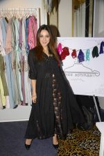 Nauheed Cyrusi snapped at designer Urvee Adhikari stall at Lakme fashion week on 25th Aug 2016 (53)_57bff571efd39.JPG