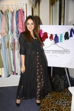 Nauheed Cyrusi snapped at designer Urvee Adhikari stall at Lakme fashion week on 25th Aug 2016 (54)_57bff5750f51c.JPG