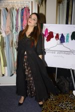 Nauheed Cyrusi snapped at designer Urvee Adhikari stall at Lakme fashion week on 25th Aug 2016 (56)_57bff57ca2c58.JPG