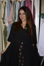 Nauheed Cyrusi snapped at designer Urvee Adhikari stall at Lakme fashion week on 25th Aug 2016 (62)_57bff58cbc93d.JPG