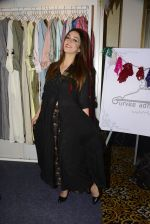 Nauheed Cyrusi snapped at designer Urvee Adhikari stall at Lakme fashion week on 25th Aug 2016 (64)_57bff594587a1.JPG