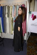Nauheed Cyrusi snapped at designer Urvee Adhikari stall at Lakme fashion week on 25th Aug 2016 (66)_57bff59ab6bb4.JPG