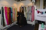 Nauheed Cyrusi snapped at designer Urvee Adhikari stall at Lakme fashion week on 25th Aug 2016 (76)_57bff5c23aff0.JPG
