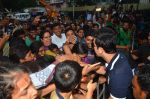 Ranbir Kapoor during the Mumbai City FC Dahi Handi Utsav at Shahaji Raje Bhosle Kreeda Sankul on 25th Aug 2016 (109)_57bff97c9d900.JPG