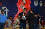 Ranbir Kapoor during the Mumbai City FC Dahi Handi Utsav at Shahaji Raje Bhosle Kreeda Sankul on 25th Aug 2016 (20)_57bff8b3bf124.JPG