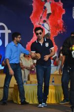 Ranbir Kapoor during the Mumbai City FC Dahi Handi Utsav at Shahaji Raje Bhosle Kreeda Sankul on 25th Aug 2016 (22)_57bff8b76dc7a.JPG